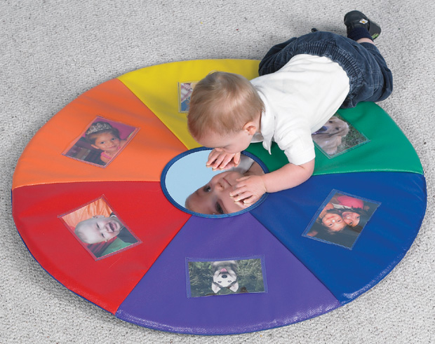 The Children's Factory See-Me Picture Mat