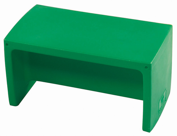 The Children's Factory Adapta-Bench: Green