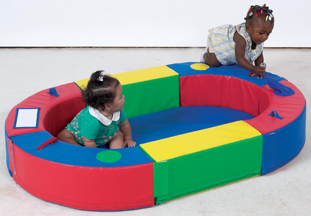 The Children's Factory Elliptical Playring
