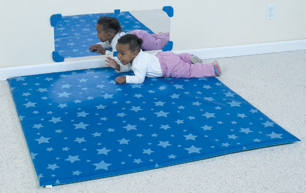 The Children's Factory Starry Night Activity Mat