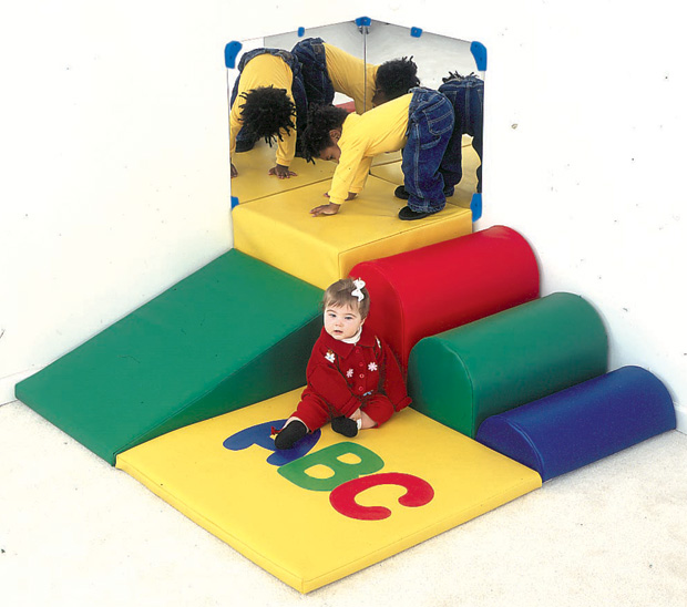 The Children's Factory ABC Soft Mini Corner