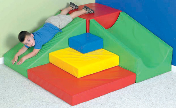 The Children's Factory Corner Ridge Climber