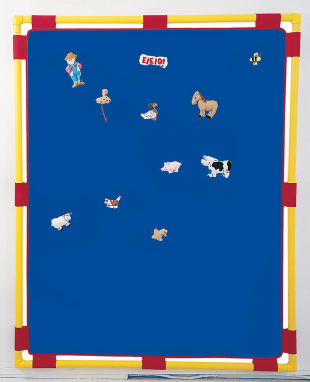 The Children's Factory Big Screen Loop Playpanel