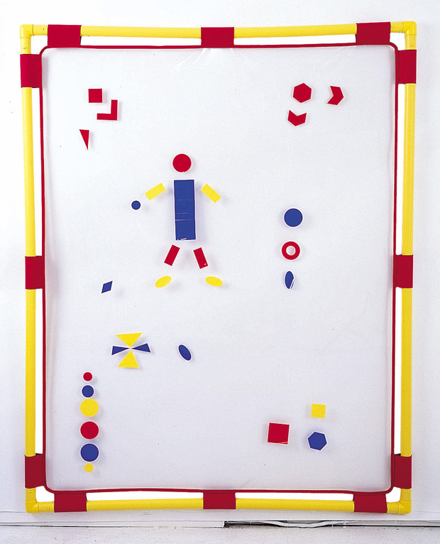 The Children's Factory Big Screen Transparent Playpanel
