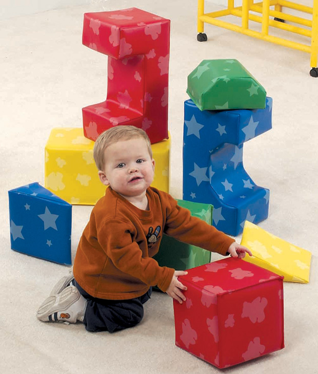 The Children's Factory Pattern Blocks