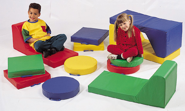 The Children's Factory Lounger: Set of 4