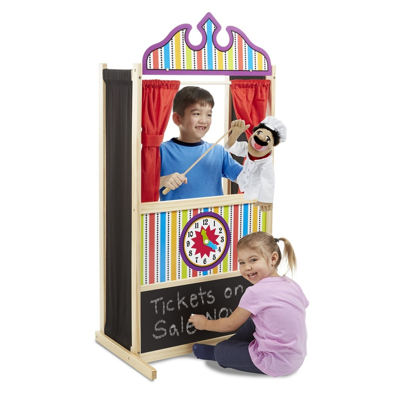 Deluxe Puppet Theater: 3+ Years