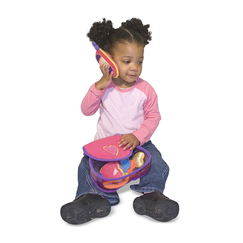 Pretty Purse Fill and Spill Toddler Toy: 18+ Months