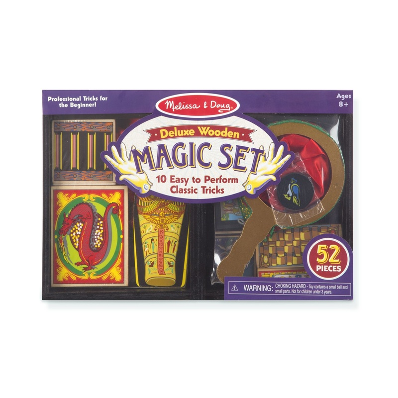 Deluxe Magic Set: 8+ Years