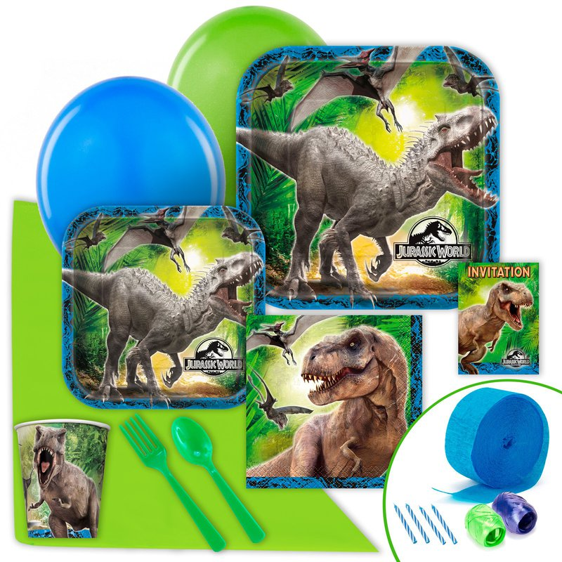 Birthday Express Jurassic World Value Party Pack