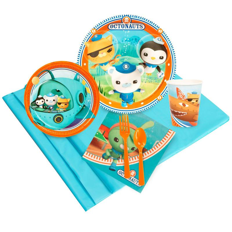 Birthday Express Octonauts Party Pack