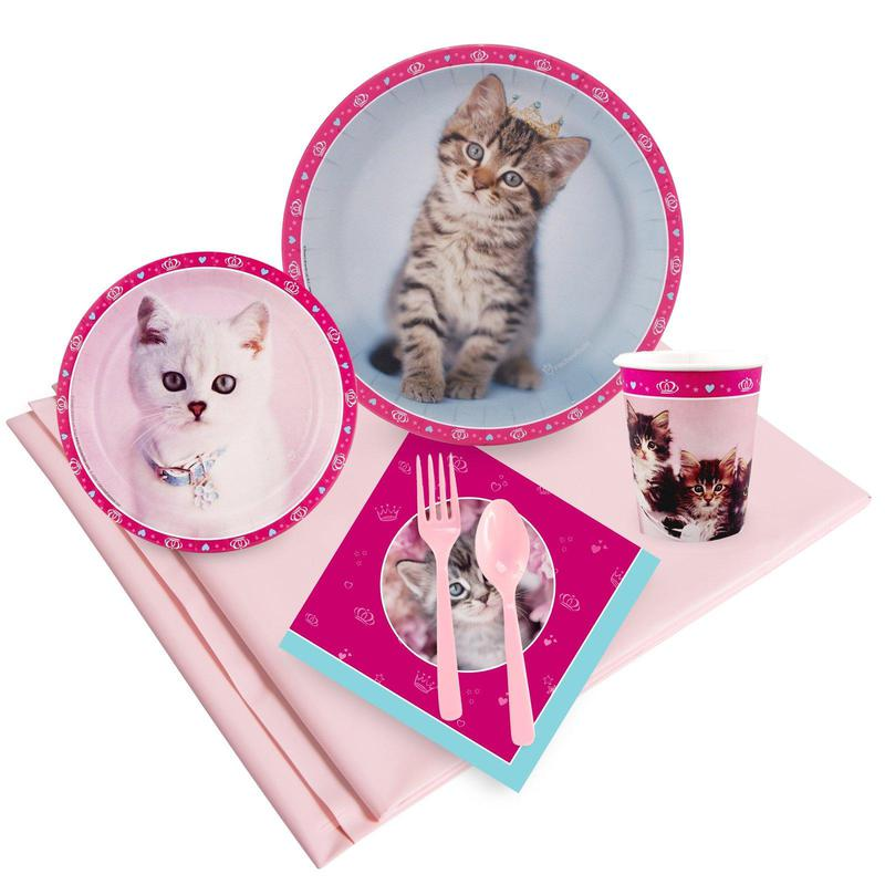 Birthday Express rachaelhale Glamour Cats Party Pack