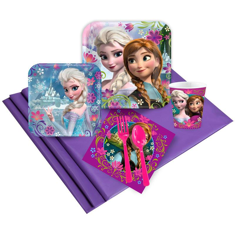 Birthday Express Frozen Party Pack
