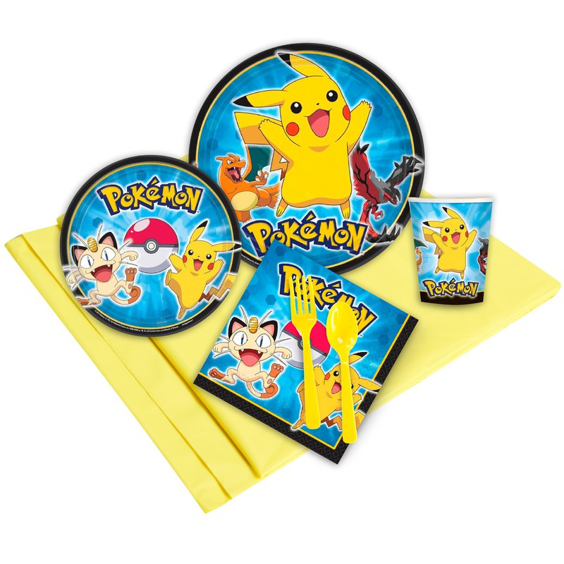Birthday Express Pokemon Party Pack