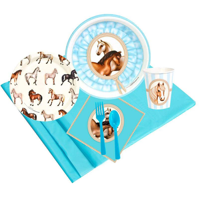 Birthday Express Ponies Party Pack