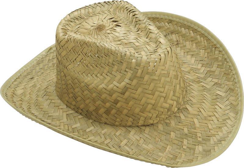 Forum Novelties Straw Cowboy Hat One Size Costume Hats