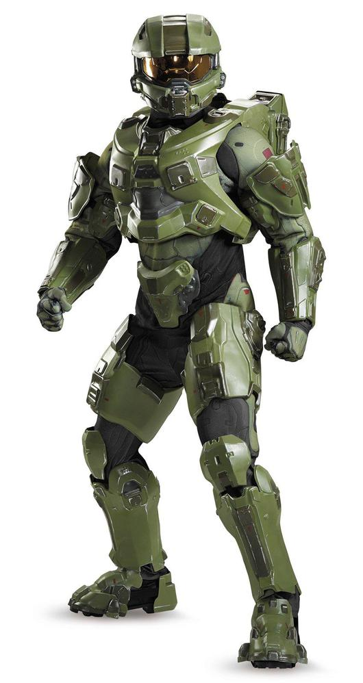 Disguise Halo Master Chief Ultra Prestige Teen Costume Medium