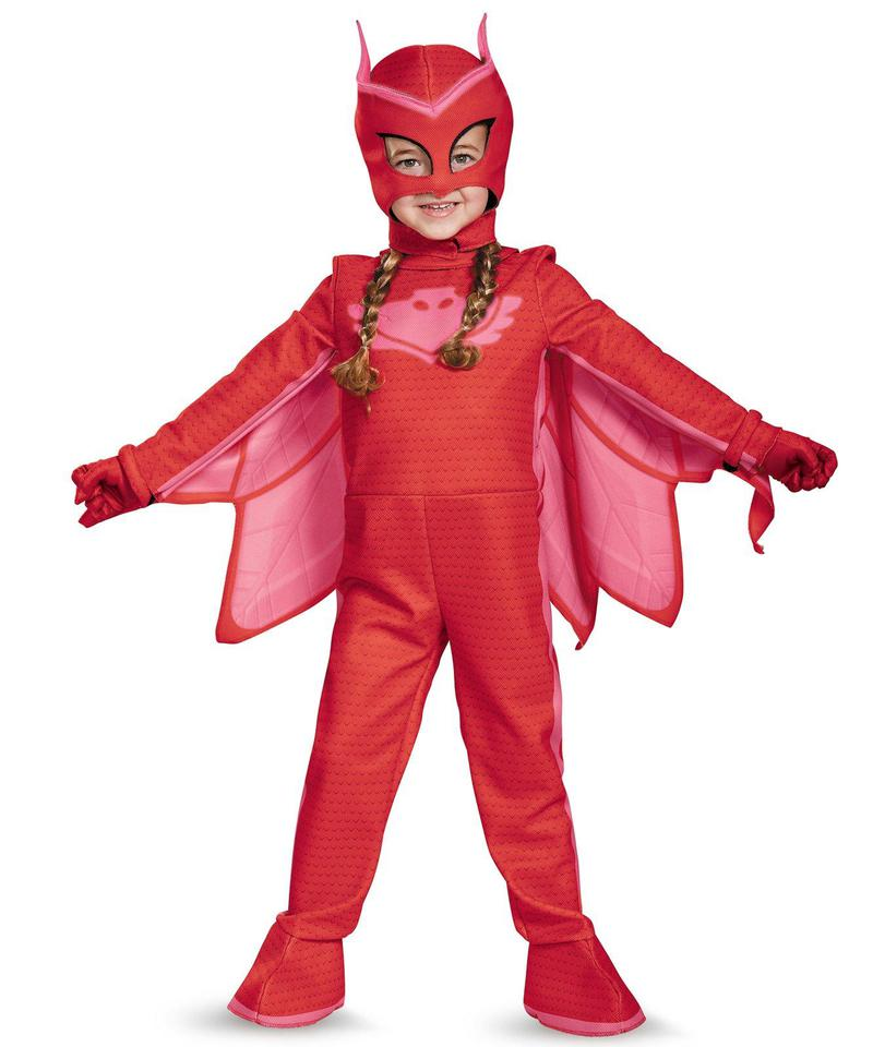 Disguise PJ Masks Owlette Deluxe Child Costume Child Size (4-6)