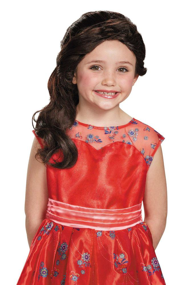 Disguise Elena of Avalor Child Wig