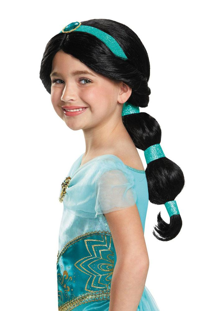 Disguise Aladdin Jasmine Child Wig