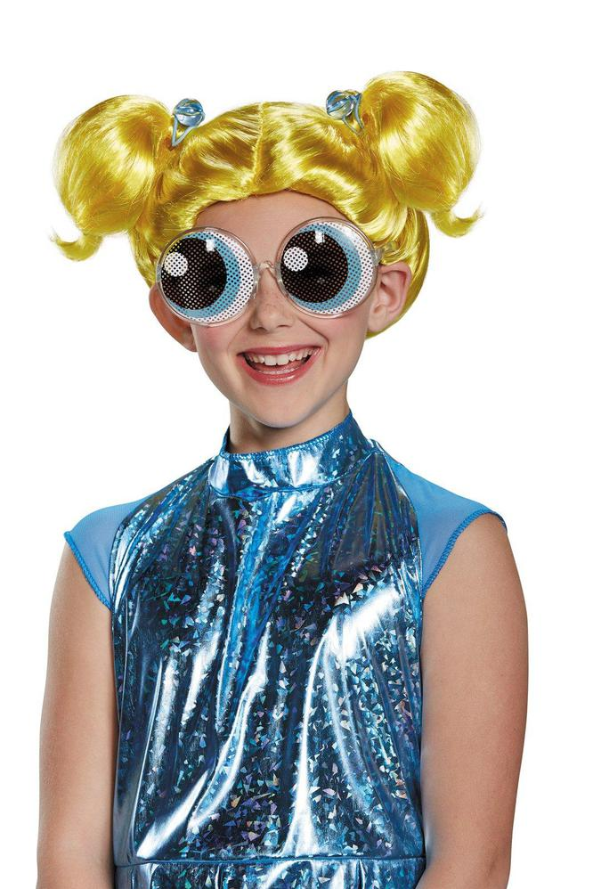 Disguise Powerpuff Girls Bubbles Child Wig