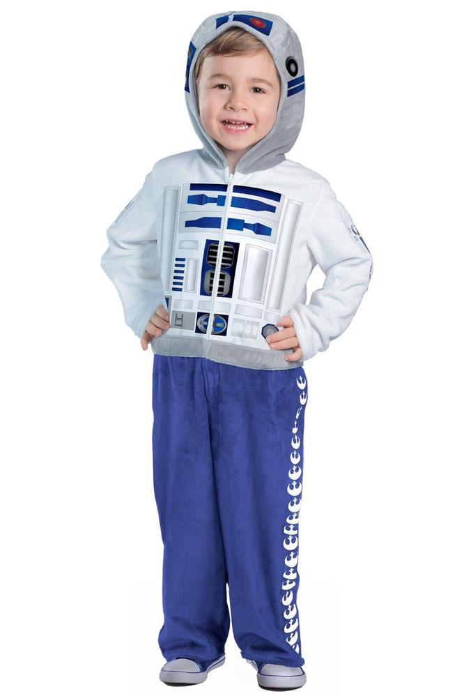Princess Paradise Star Wars Premium R2D2 Toddler Costume 2T