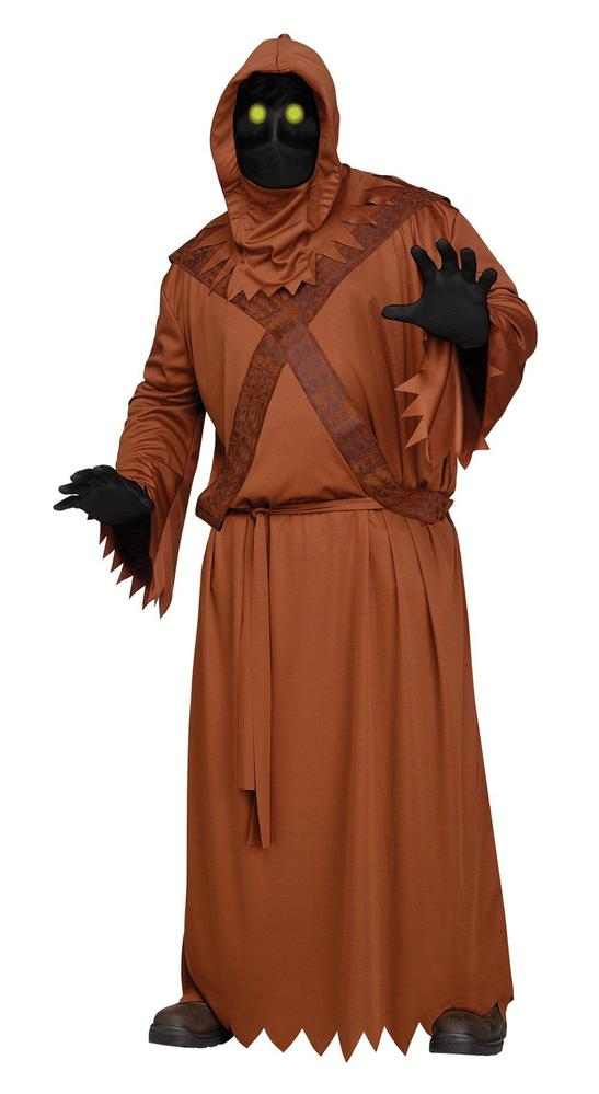 Fun World Fade In/Fade Out Desert Dweller Adult Plus Costume Plus
