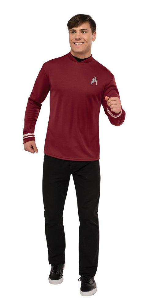 Rubie's Costumes Star Trek Beyond: Scotty Classic Adult Shirt Standard