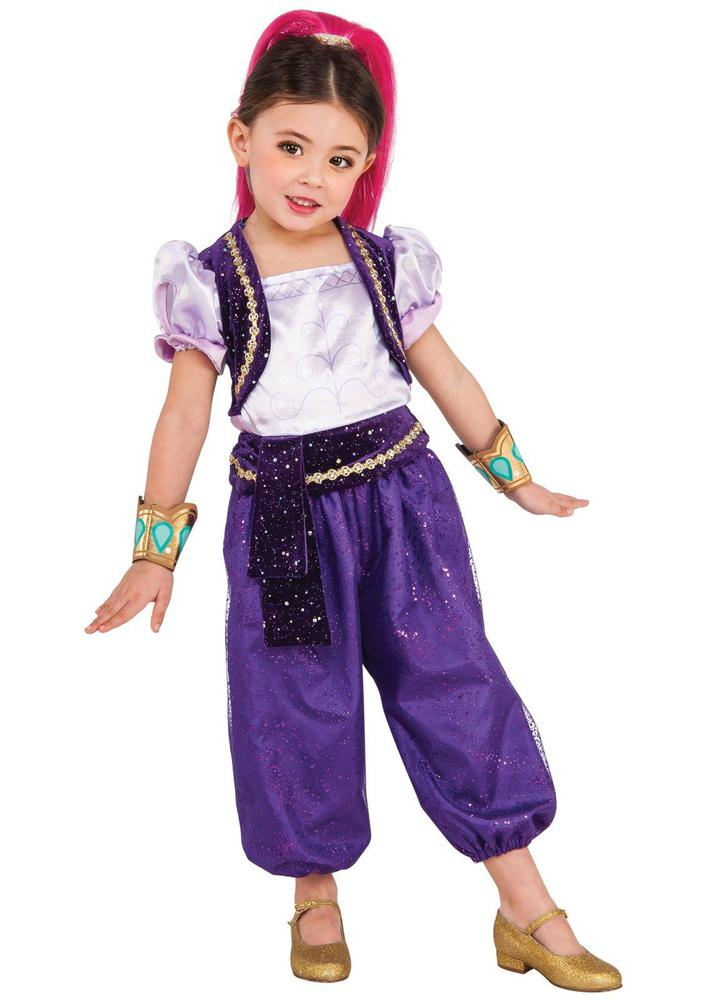 Rubie's Costumes Shimmer & Shine: Shimmer Deluxe Child Costume Small