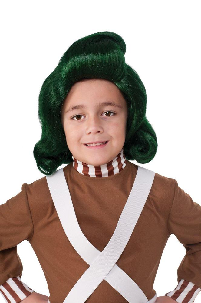 Rubie's Costumes Willy Wonka & the Chocolate Factory: Oompa Loompa Child Wig