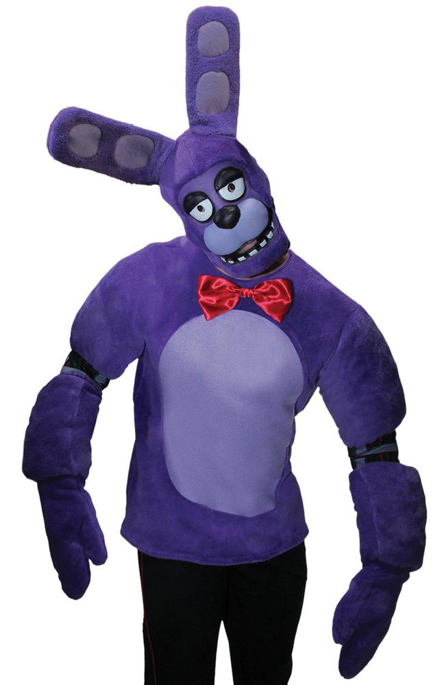 Rubie's Costumes Five Nights at Freddys: Bonnie Adult Costume Standard