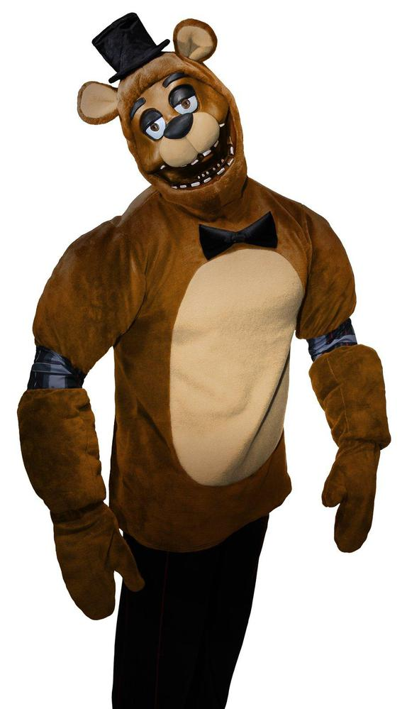 Rubie's Costumes Five Nights at Freddys: Freddy Adult Costume Standard
