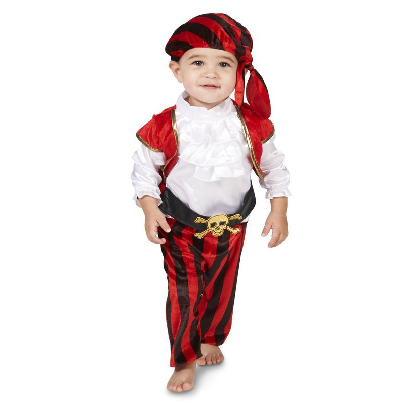 Dream Weavers Costumers Arrrgh! Pirate Infant Costume 12-18M  sc 1 st  Kid Stuff Station : dream costumes chatham - Germanpascual.Com