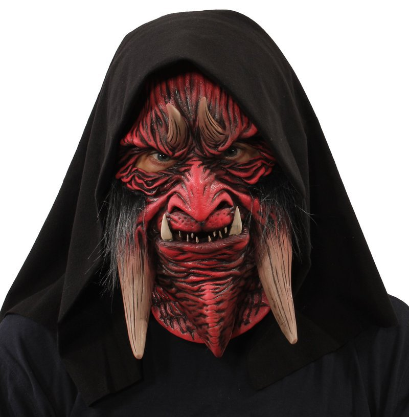 Gaurdian Overhead Mask w/ Hood: One Size, Everyday, Adult