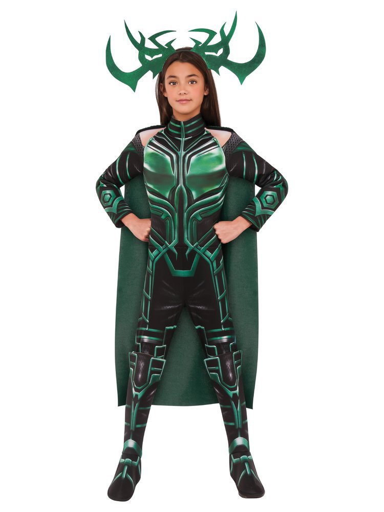 Thor Ragnarok Hela Deluxe Child Costume S Everyday  sc 1 st  Kid Stuff Station : loki child costume  - Germanpascual.Com