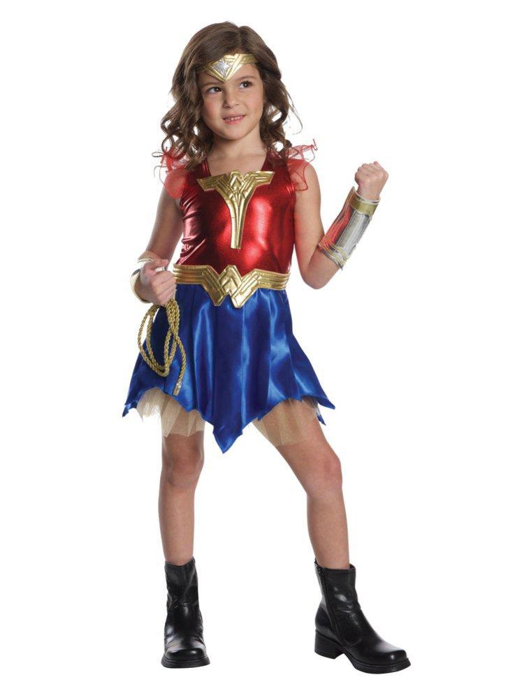 Imagine Justice League Wonder Woman Deluxe Dress Up Set