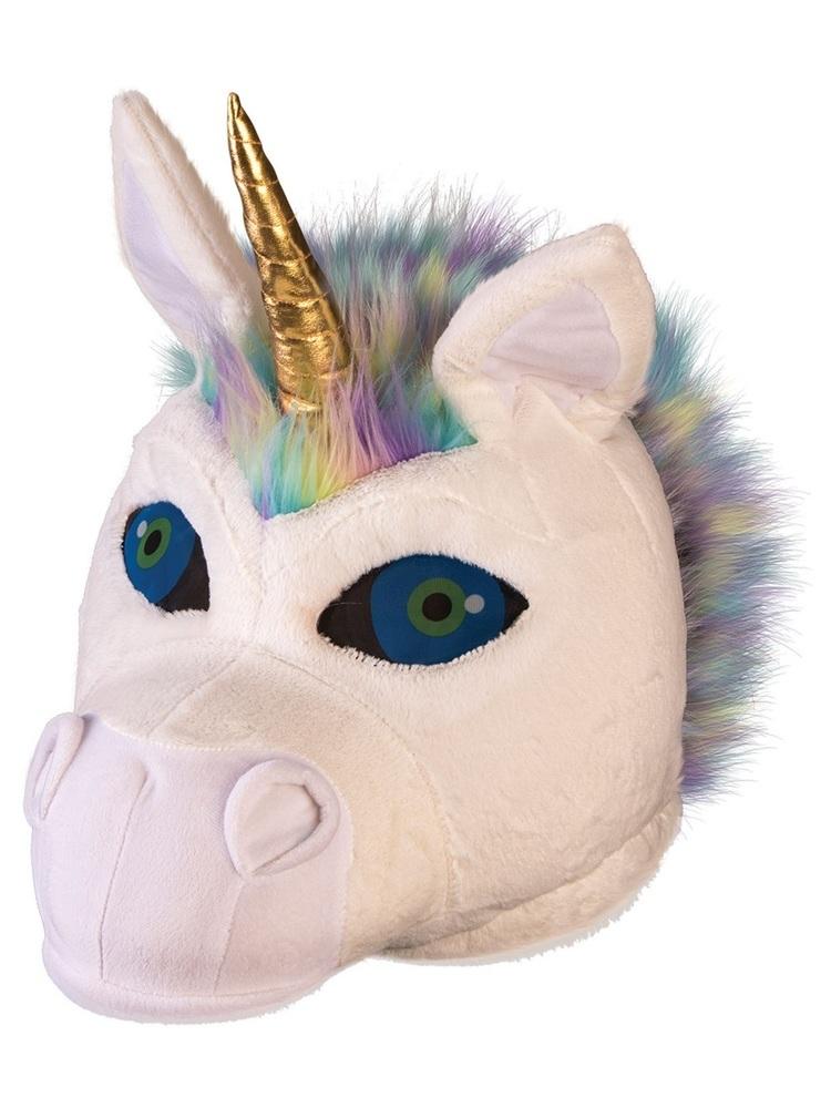 Forum Novelties Unicorn Mascot Head Men S Costumes