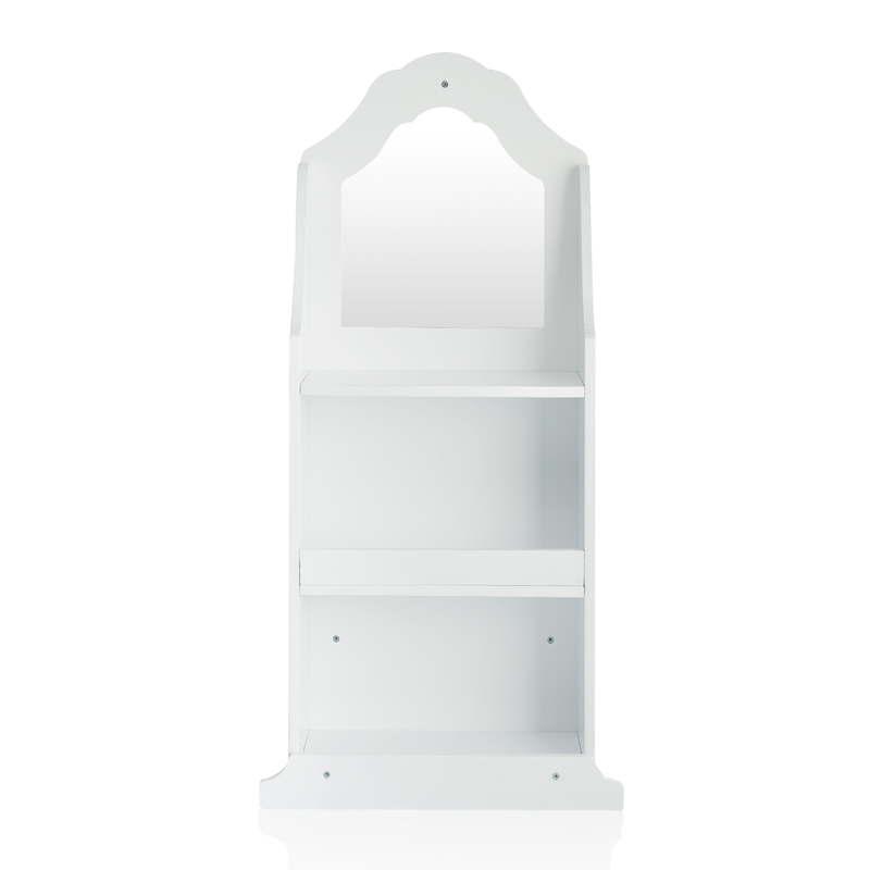 Guidecraft Dress Up Vanity - White