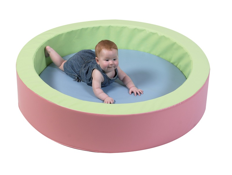 The Children's Factory Toddler Hollow: Pastel