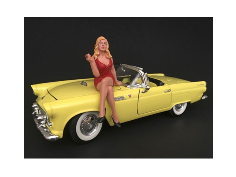 70\'s Style Figure IV For 1:18 Scale Models by American Diorama