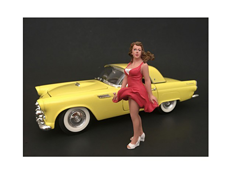 70\'s Style Figure VIII For 1:18 Scale Models by American Diorama