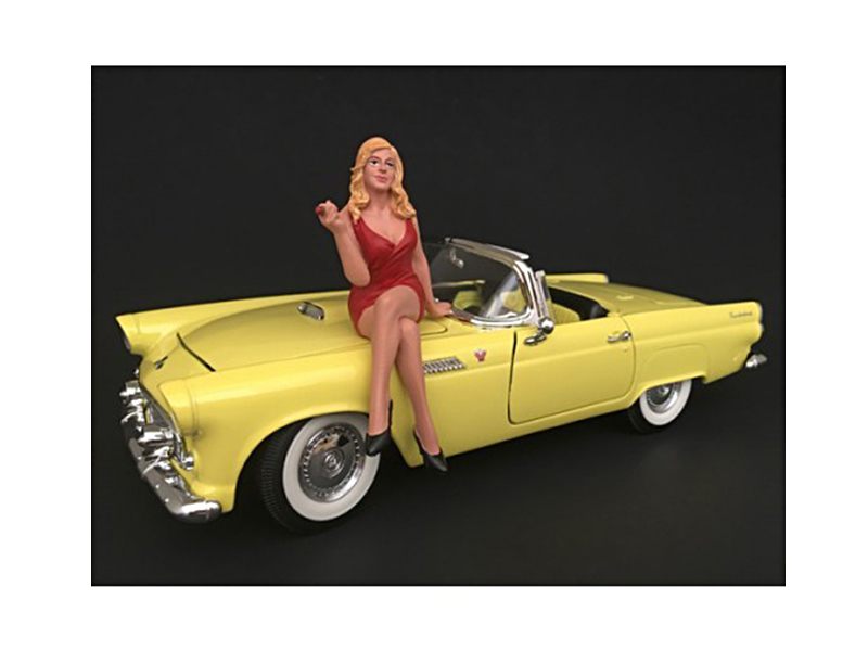 70\'s Style Figure IV For 1:24 Scale Models by American Diorama