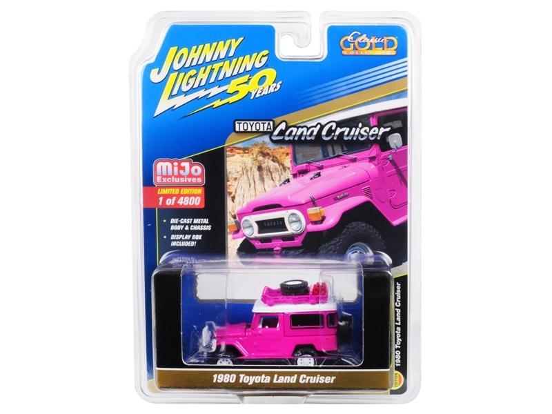 1990 CRX ADVAN Yokohama Johnny Lightning 50th Anniversary Limited Edition to 4800 Pieces 1//64 Diecast Model Car by Johnny Lightning JLCP7215