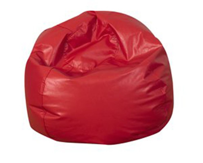 The Children's Factory Red Bean Bag: 26""