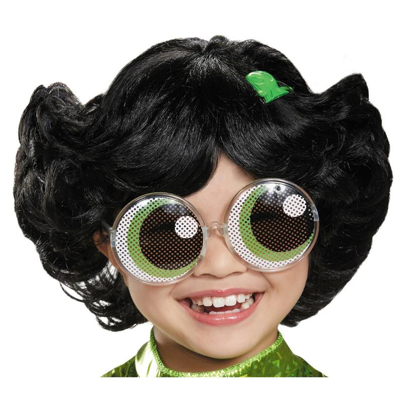 Disguise Powerpuff Girls Buttercup Child Wig