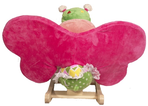 Bonita Butterfly Chair Rocker