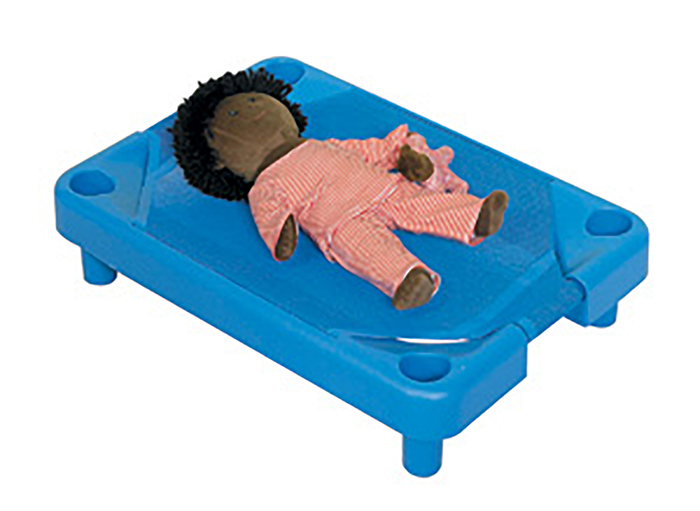 The Children's Factory Doll Cot
