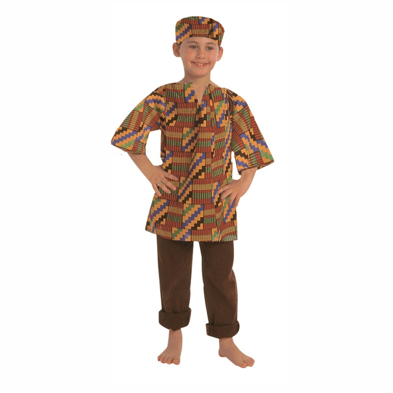 The Children's Factory West African Boy Costume