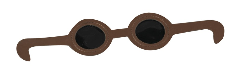 The Children's Factory Dark Vinyl Glasses
