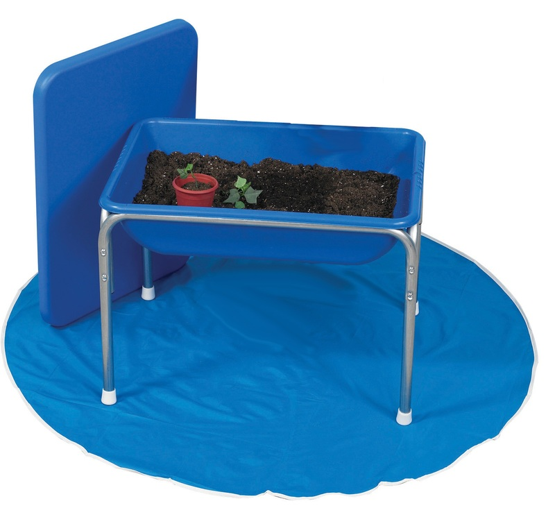 The Children's Factory Small Sensory Table and Lid Set